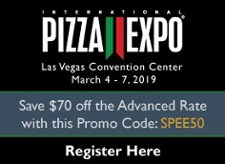 Going to Pizza Expo?