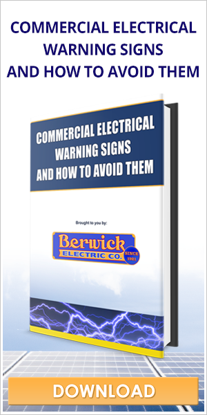 Berwick Electric Cta Commercial Electrical Warning Signs And
