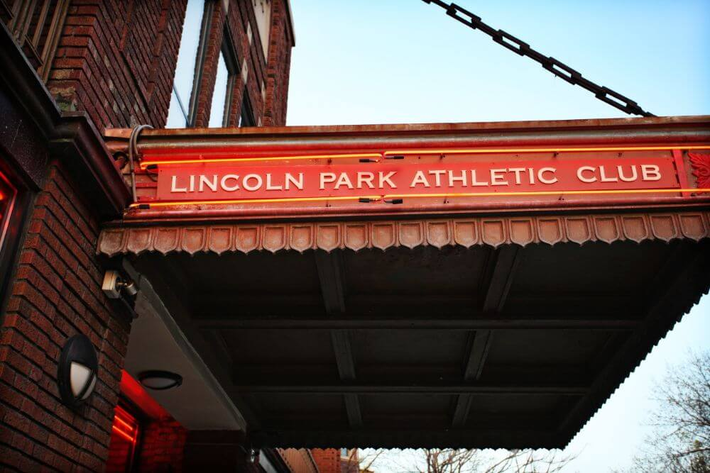 Lincoln Park Gym Chicago Athletic Clubs