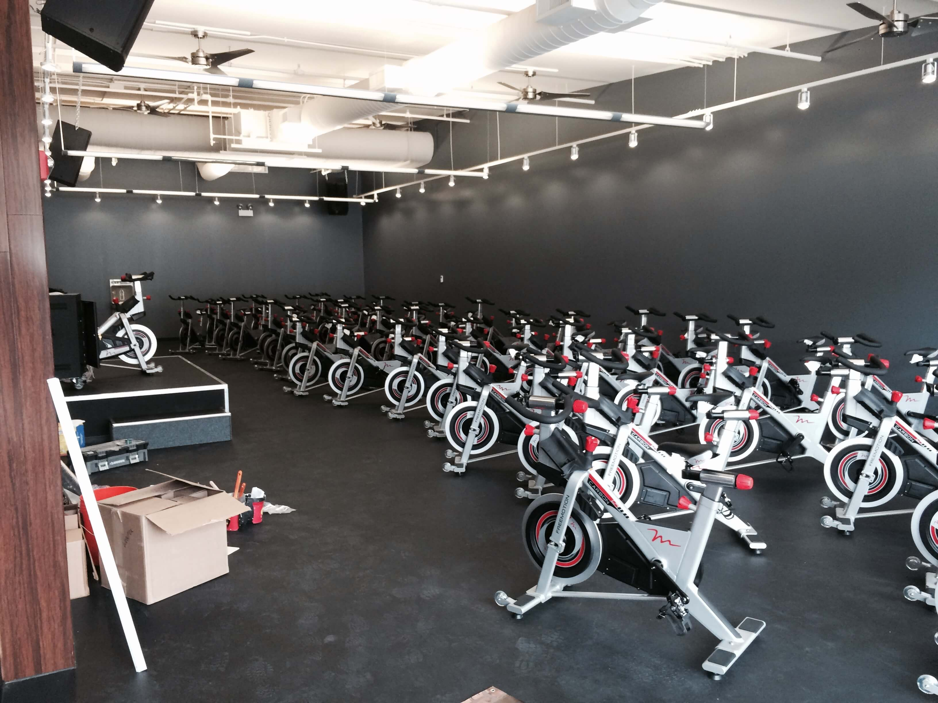 Webster place gym chicago athletic clubs