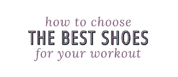how to choose athletic shoes