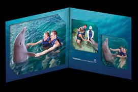 Photobook Premium de tu nado con delfines - Delphinus Photo Store