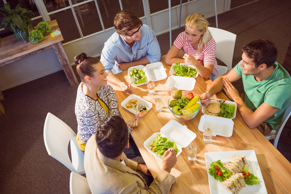 Why Office Catering Services Are So Popular Right Now