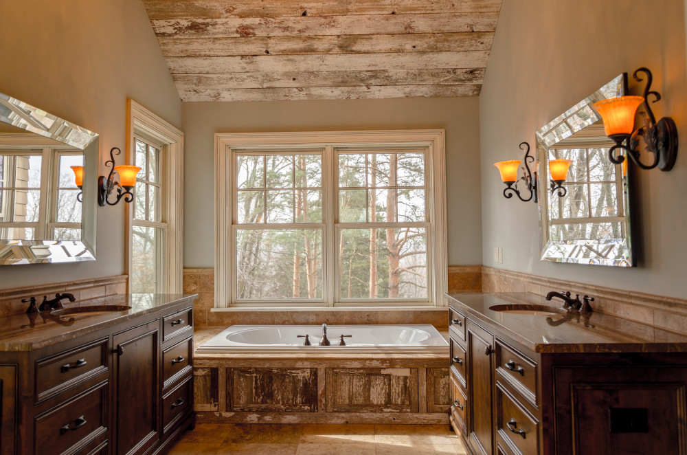 Using Architectural Salvage to Build Your New Home