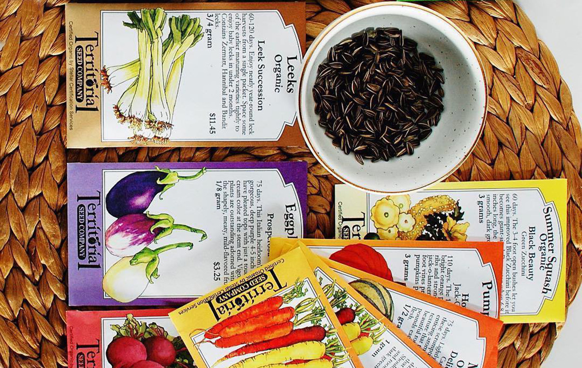 Top 6 Seed Companies to Order Organic, Heirloom and Hybrid Seeds