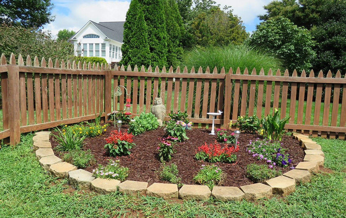 Fantastic Mize Farm And Garden Pattern - Beautiful Garden ...