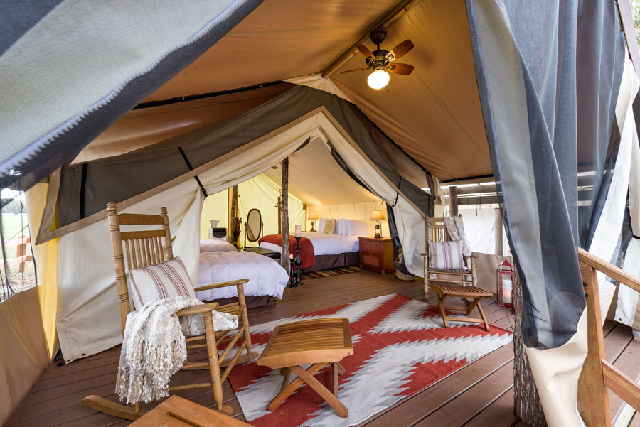 Westgate River Ranch Luxury Glamping Tent In Fl