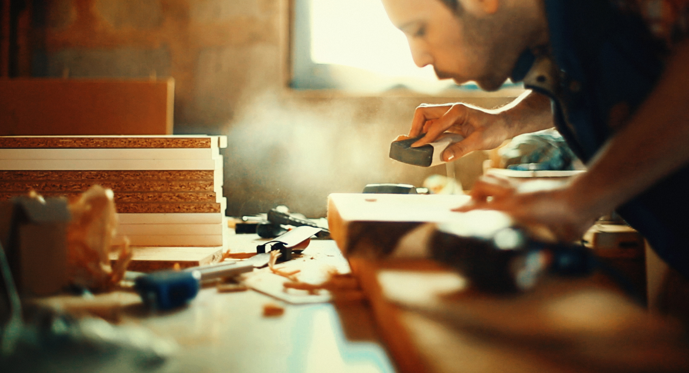 Staying Home Offers An Opportunity to Renew Old Skills...and Learn New Ones