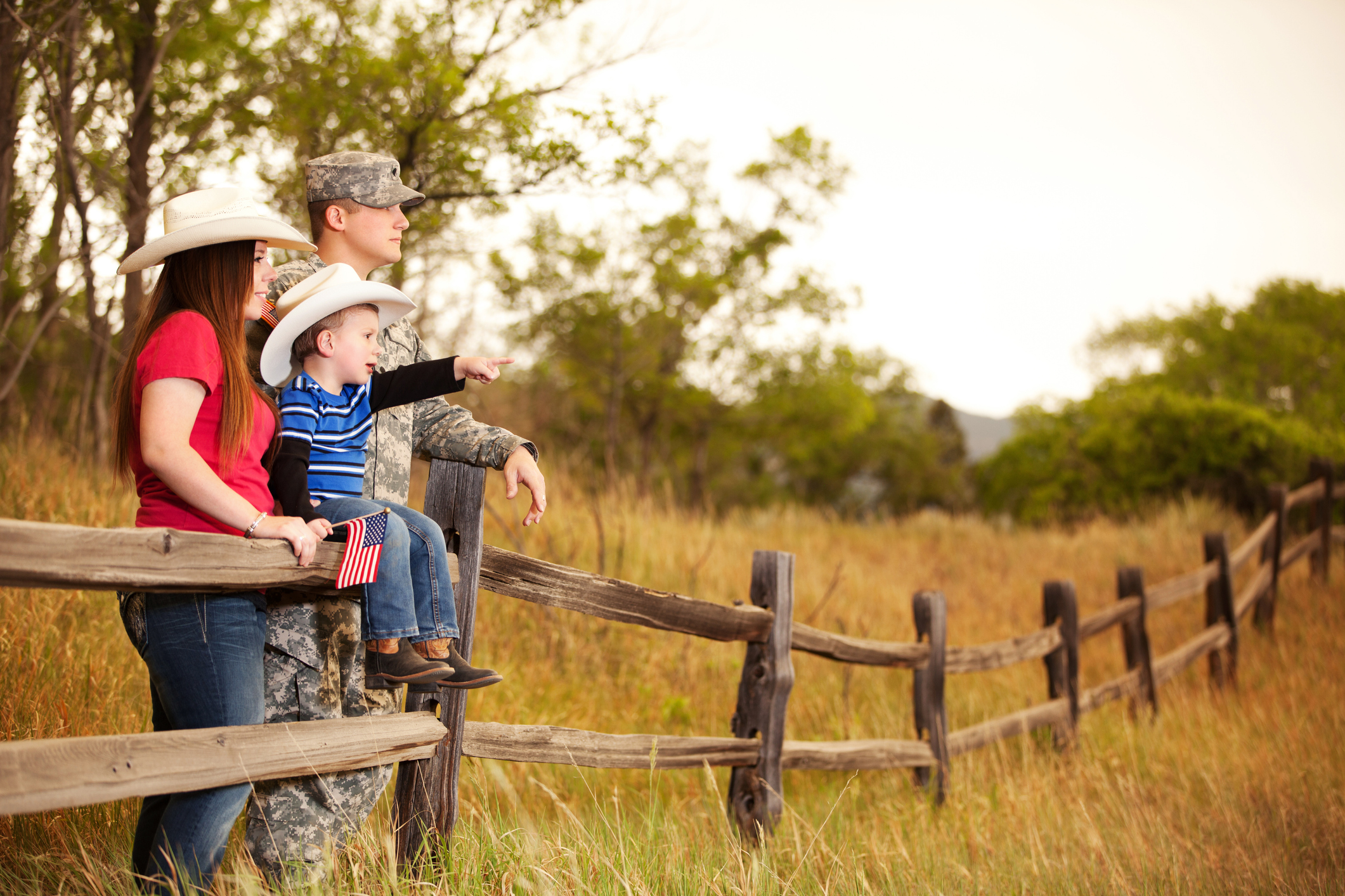 How to Build a Homestead While Serving in the Military