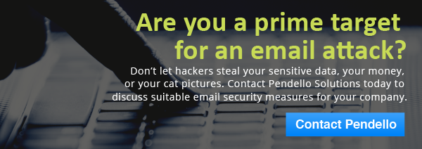 Are you a prime target for an email attack?