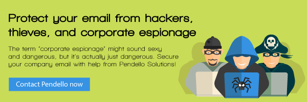 Contact Pendello Solutions to start a conversation about IT and email security!
