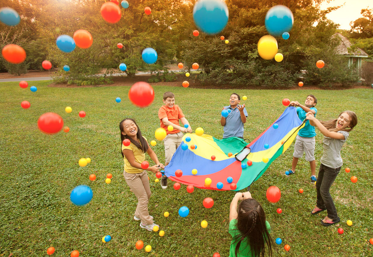 Come Alive Outside: Games to Get the Whole Family Outdoors