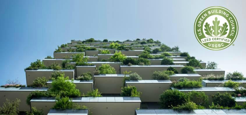 Conoce más sobre la Certificación LEED, una garantía de sostenibilidad