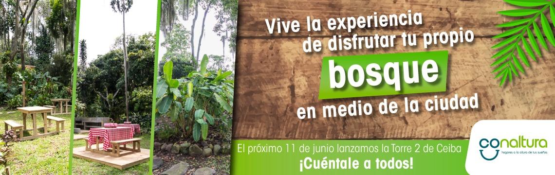 Con premios para compradores, abrimos ventas de la torre 2 de VerdeVivo Ceiba
