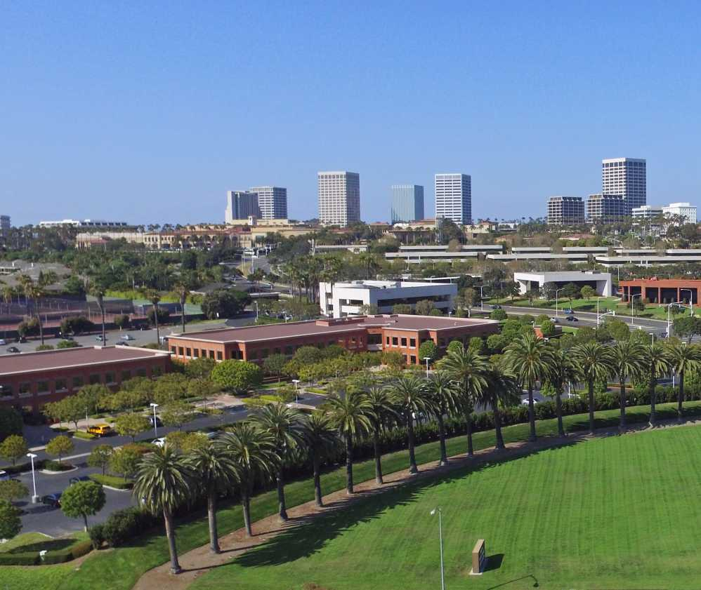 Irvine Office Space for Rent