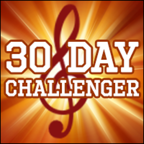 30 day challenger badge