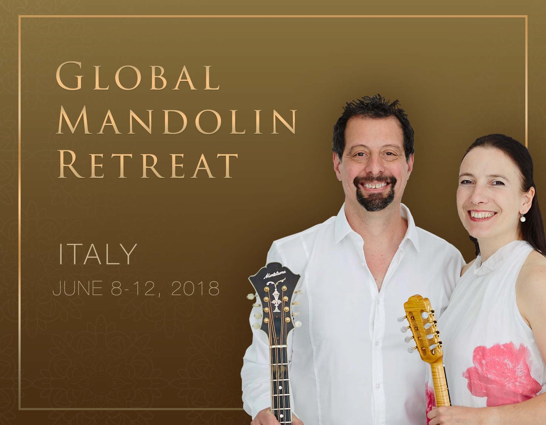 global mandolin retreat in italy