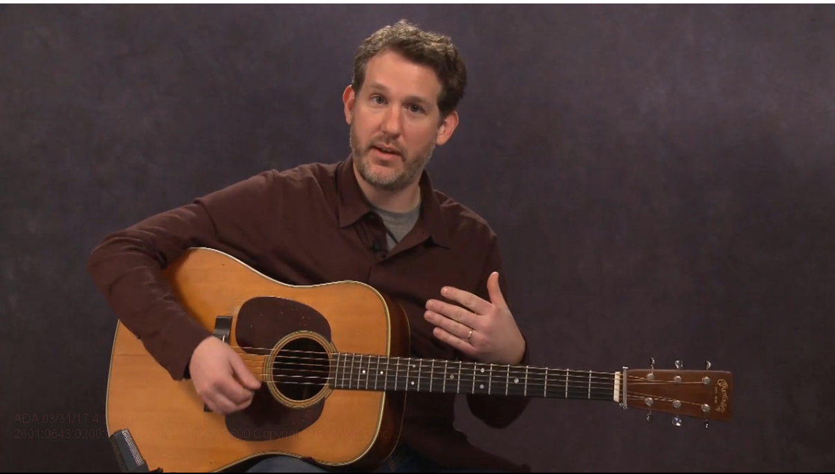 bluegrass guitar lessons with bryan sutton