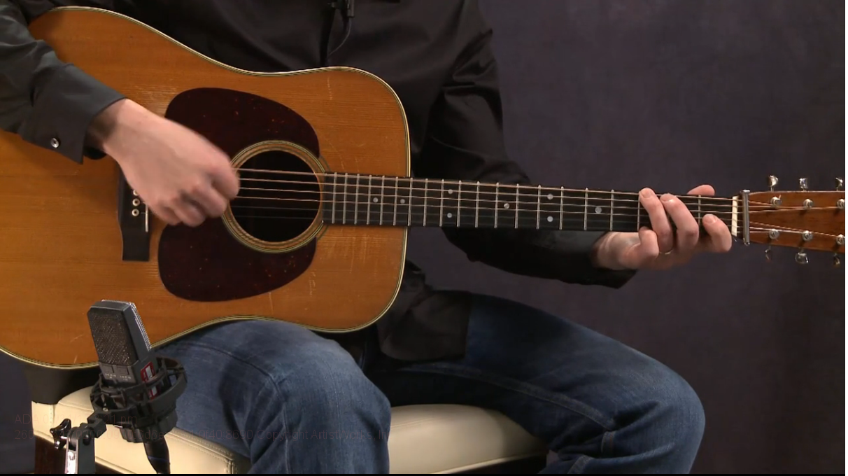 Bluegrass Guitar 5 Things To Focus On While Warming Up Artistworks
