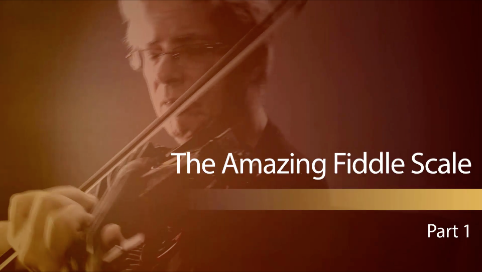 amazing fiddle scale