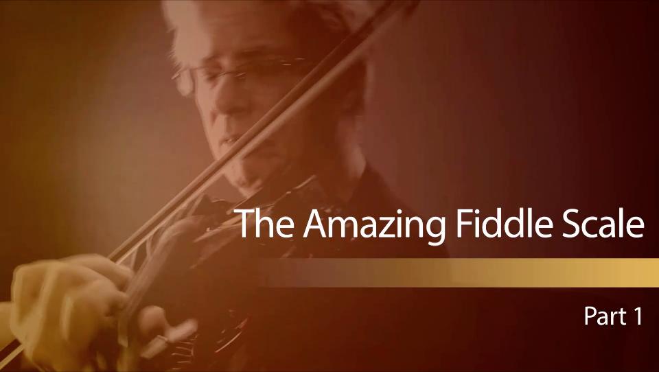 amazing fiddle scale