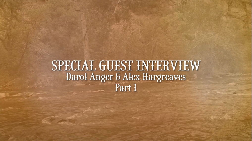 darol anger with alex hargreaves - special interview