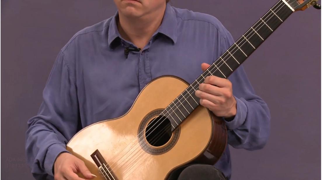 classical guitar vibrato 3