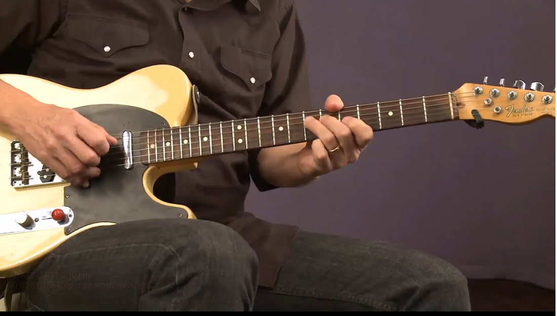 basic blues guitar tips
