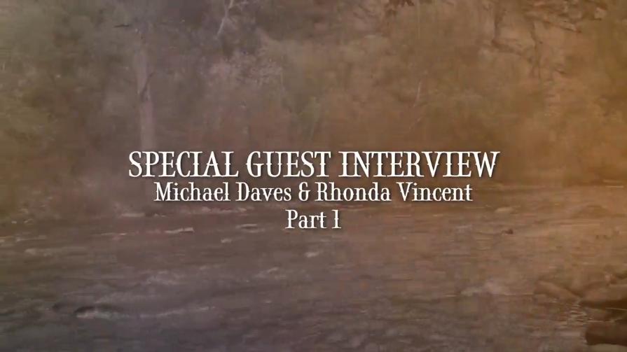michael daves interview rhonda vincent