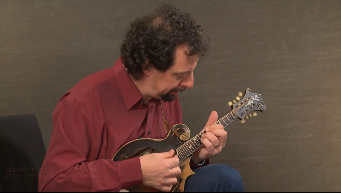 mandolin exercises