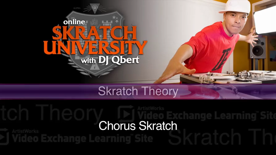 skratch theory lesson - chorus skratch