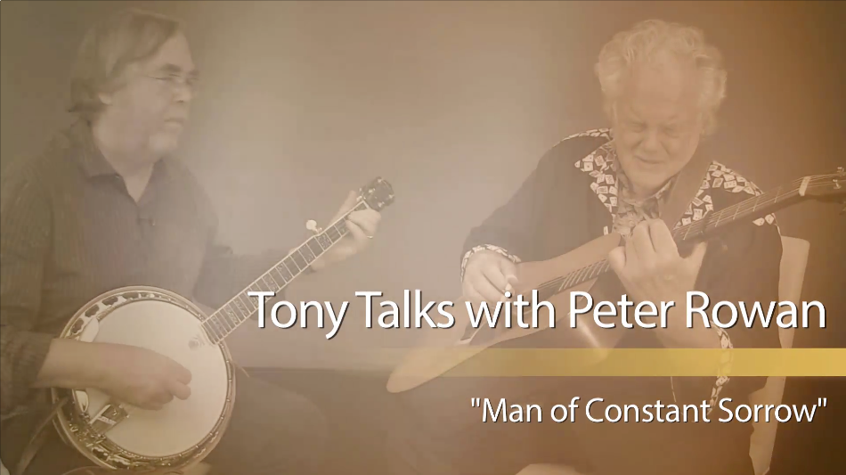 tony trischka and peter rowan
