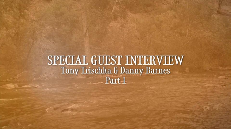 tony interview danny barnes at rockygrass 2016