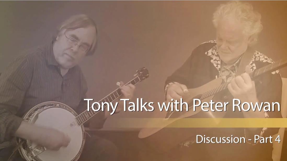 Tony Trischka with Peter Rowan