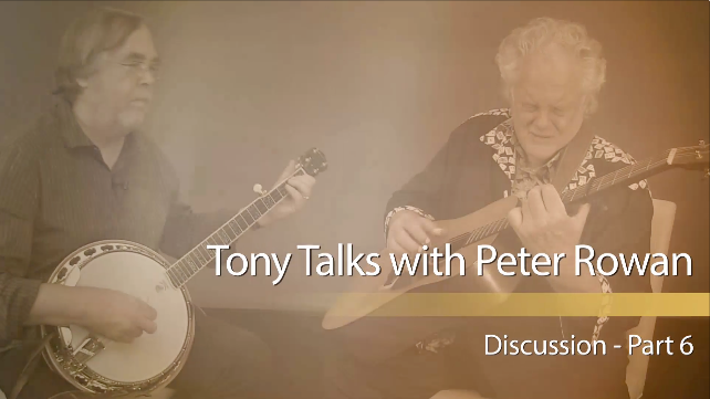 peter rowan with tony trischka
