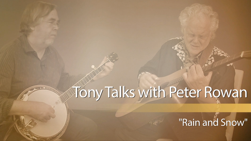 Tony Trischka with Peter Rowan