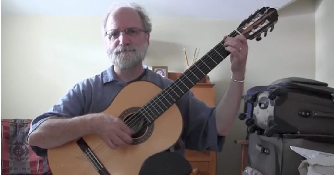 classical guitar mitch's first ve submission to jason vieaux