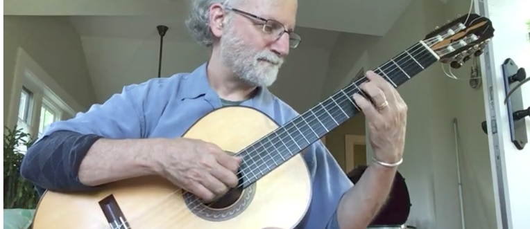 classical guitar mitch, a recent ve submission