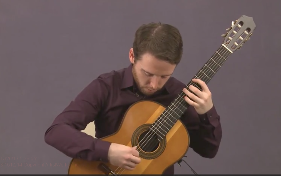 classical guitar players