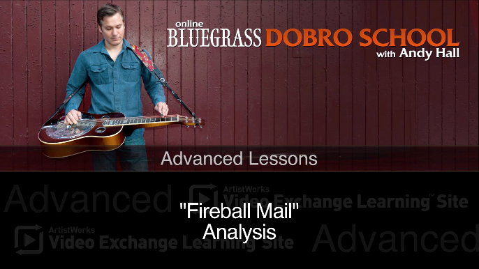 Fireball Mail - Advanced Dobro