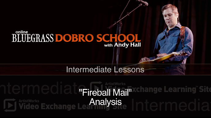 Fireball Mail - Intermediate Dobro