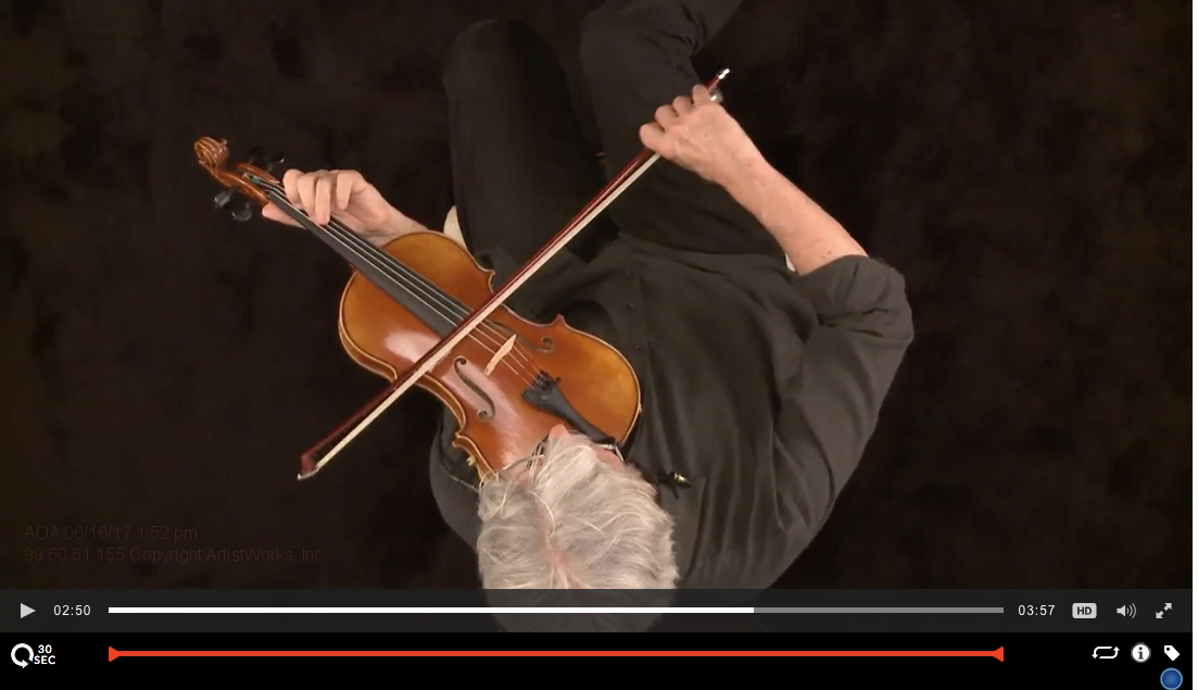 fiddle arpeggios with darol anger