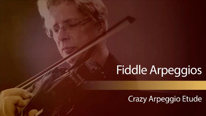 fiddle arpeggios