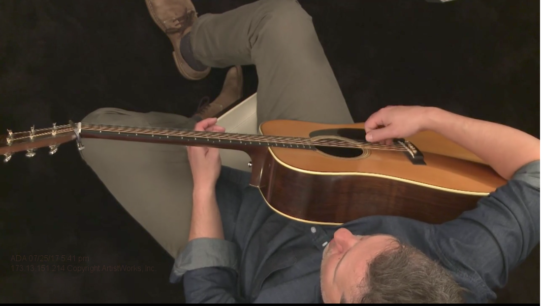 fundamentals of flatpicking