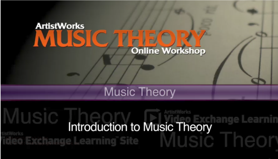 intro to music theory