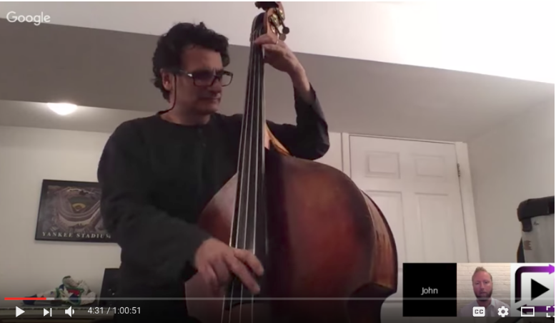talking jazz with john patitucci