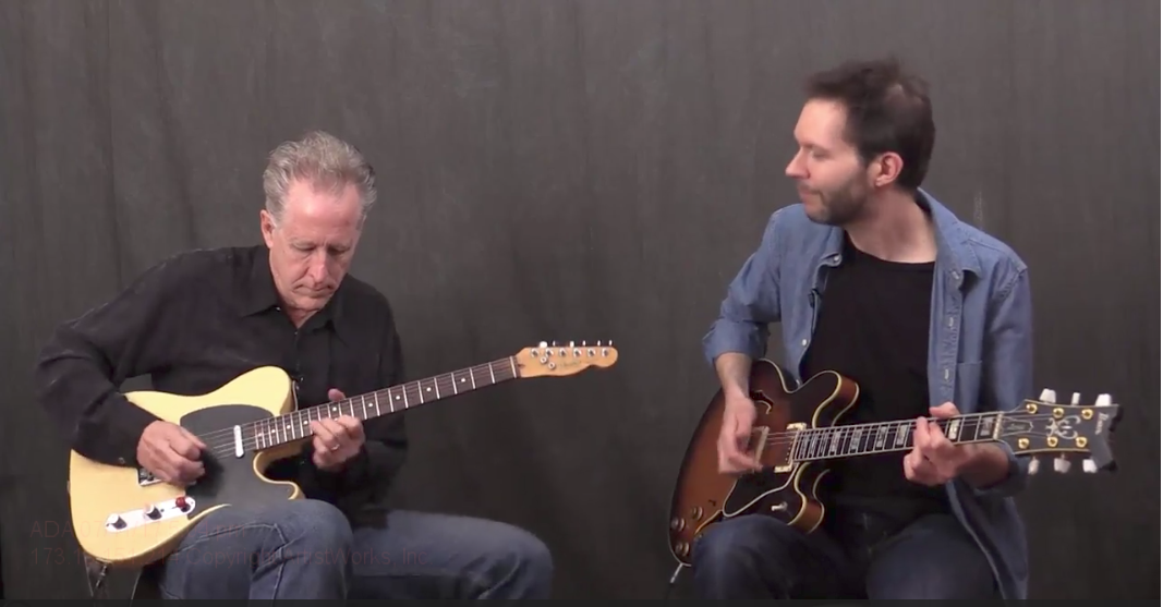 keith wyatt paul gilbert guitar session