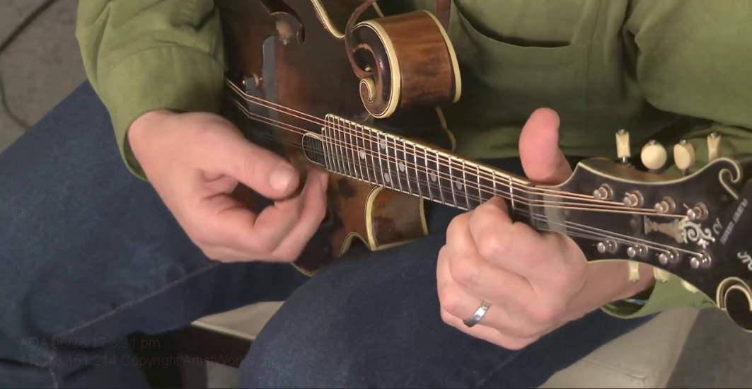 How to Use Open Mandolin Chords | ArtistWorks