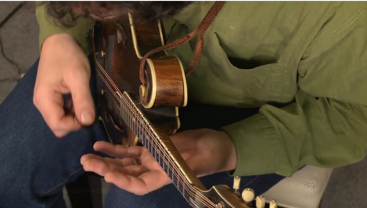 Practice These Key Mandolin Strum Patterns   ArtistWorks