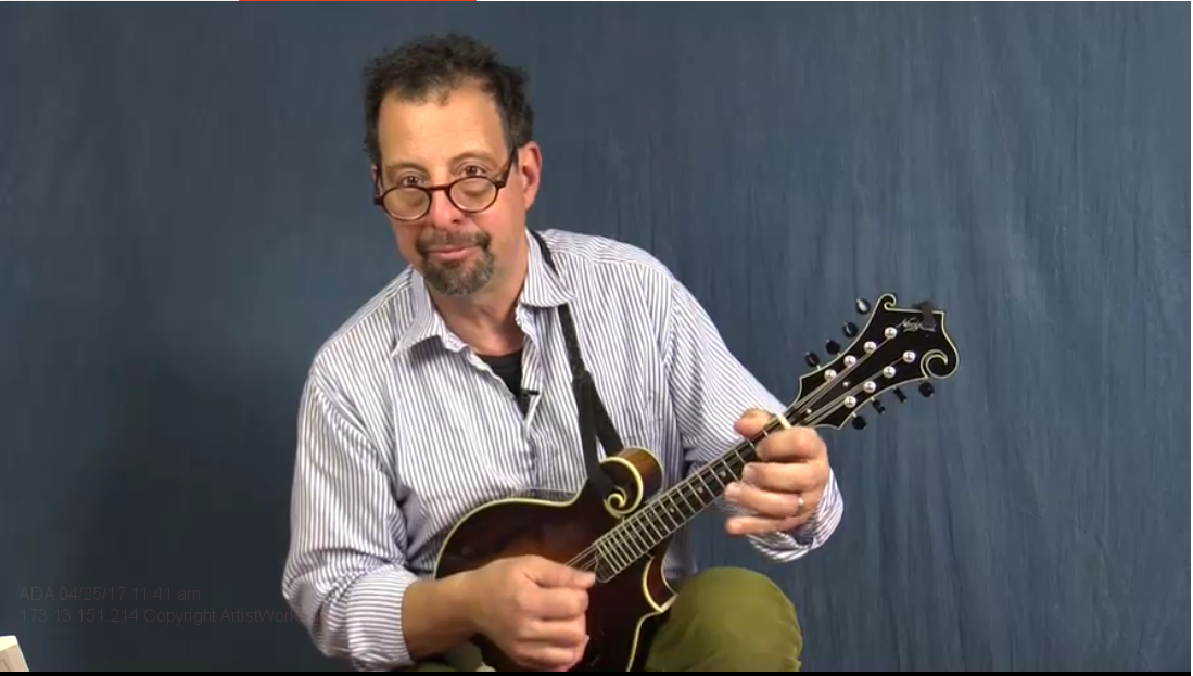 mandolin video exchange mike marshall